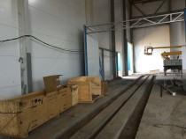 Строительство моечной камеры на Заводе по производству дизельных двигателей GEVO в Казахстане (Астана)