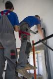 Монтаж малярной камеры SPK на Заводе по производству дизельных двигателей в Астане