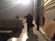 Специалисты SPK GROUP начали возведение покрасочно-сушильной камеры для воздушных судов в г. Астана (Казахстан)