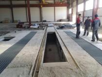 Завершаются работы по строительству покрасочно-сушильной камеры для с/х техники в г. Кокшетау в Казахстане