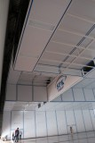В Астане возведение покрасочно-сушильной камеры для авиатехники подходит к завершающему этапу