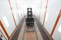 В Невьянске состоялся запуск окрасочно-сушильной камеры для погрузчиков
