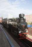 Компания SPK GROUP приняла участие в реcтаврации 60-летнего паровоза для детской железной дороги