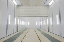 В г. Миасс сданы в эксплуатацию дробеструйная и окрасочно-сушильная камеры