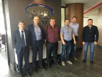 SPK GROUP посетили ведущие производители лакокрасочных материалов в Европе Helios GROUP