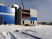 Строительство и оснащение нового завода для производства локомотивных двигателей GEVO в г. Астана в Казахстане