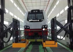 Производство окрасочно-сушильных камер для вагонов