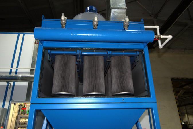 Производство вентиляционно-фильтровальных установок