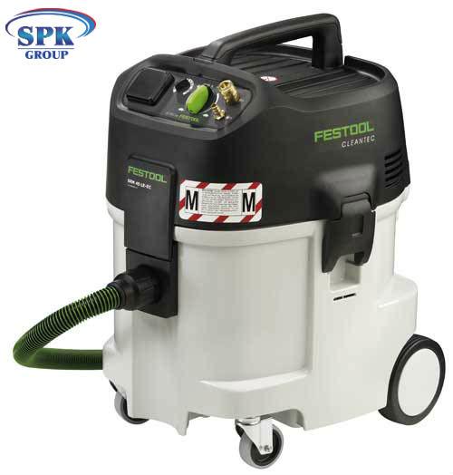 Специальный пылеудаляющий аппарат SRM 45 LE-EC