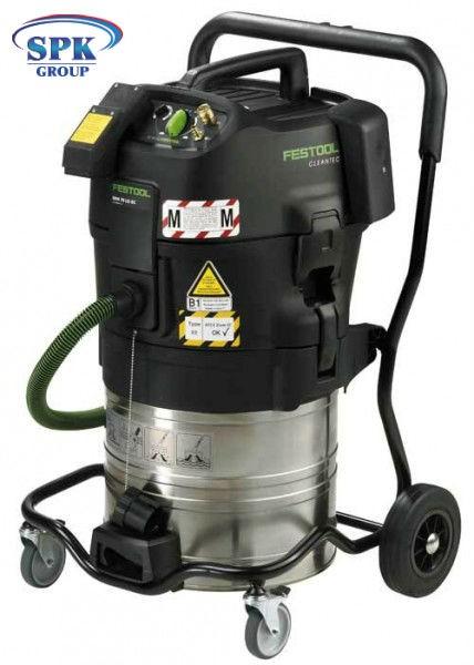 Специальный пылеудаляющий аппарат SRM 70 LE-EC/B1