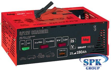 Зарядное устройство SMART 180/12 FUBAG