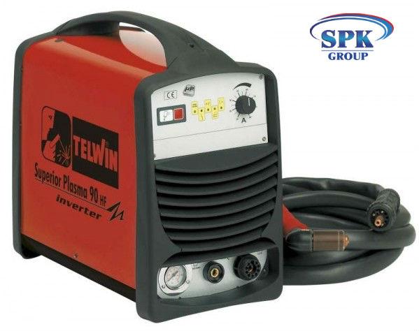 Плазморез BEST PLASMA 60HF -  380 V- 6A - max 20mm (Superior Plasma 60HF) BLUEWELD/TELWIN