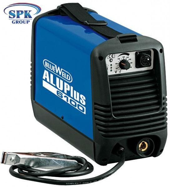 Аппарат точечной сварки для шпилек ALUPLUS 6100 - 230V BLUEWELD