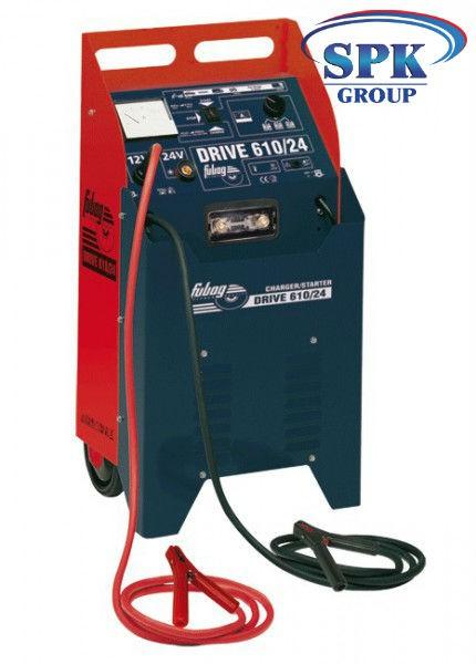 Fubag 26353 пуско-зарядное устройство 220В Drive 610/24