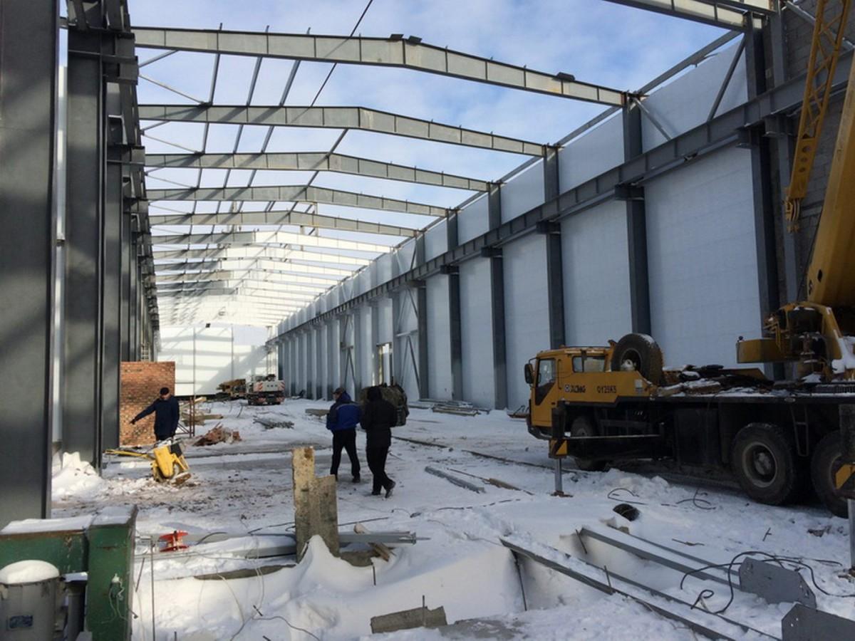 Строительство Завода по производству дизельных двигателей GEVO