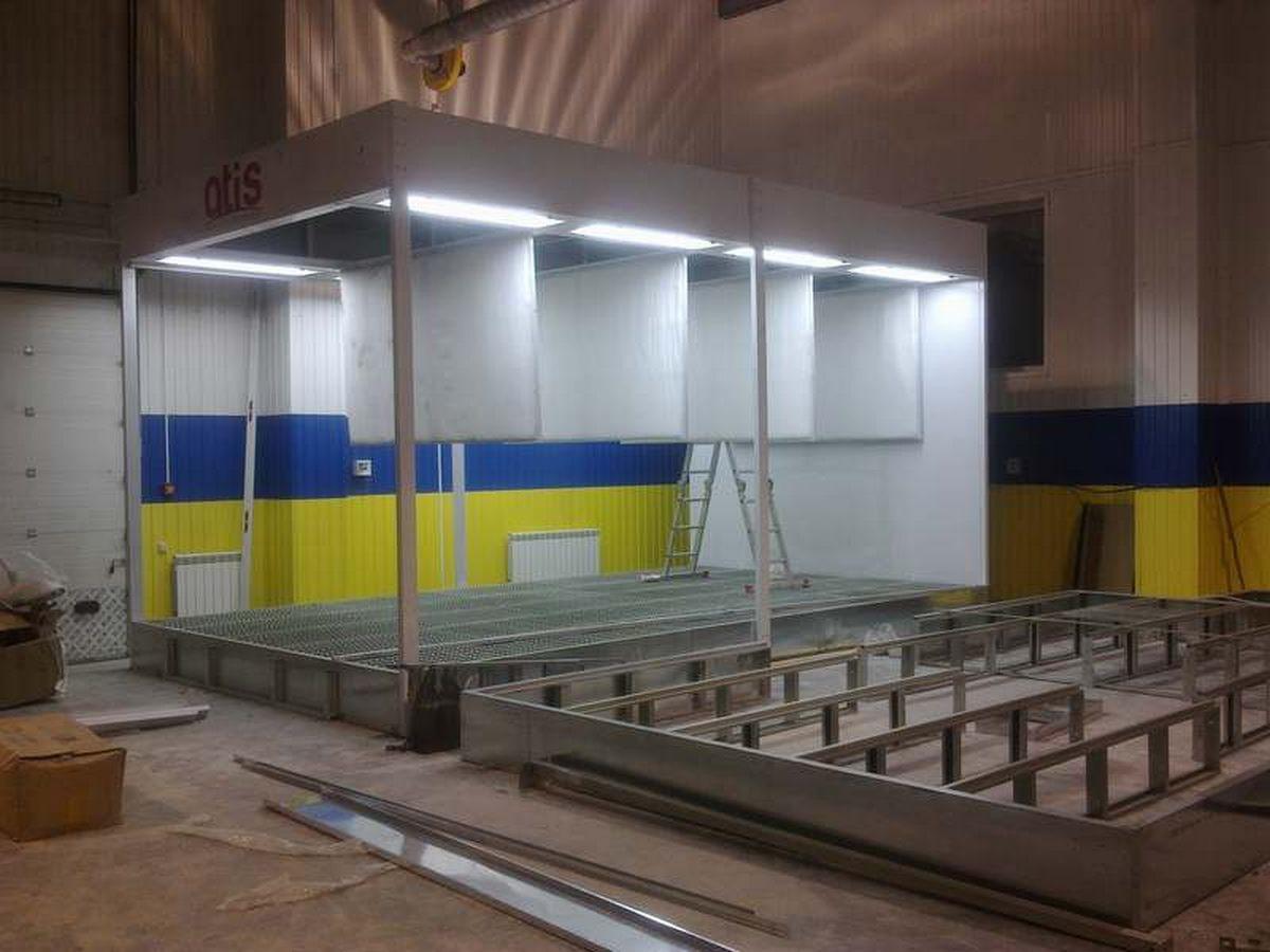 Оснащение автосервисным оборудованием Тойота Центр Юг г.Екатеринбург