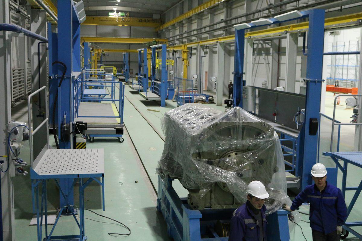 заводы оснастки в россии