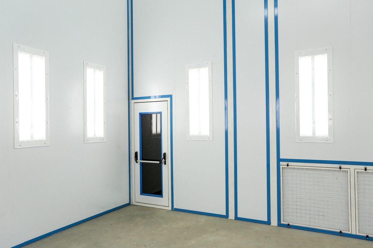 Производство дверных конструкций