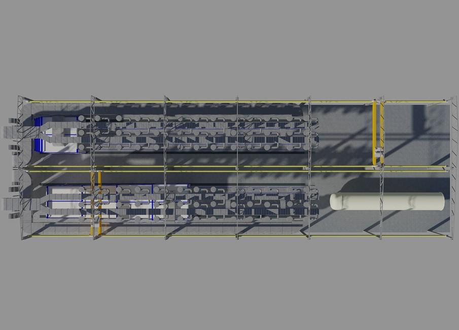 Зона открытой окраски SPK- Z 25.6.5