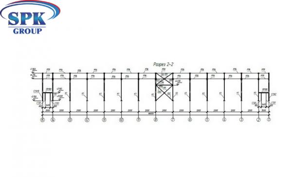 ОКРАСОЧНО-СУШИЛЬНЫЙ КОМПЛЕКС ДЛЯ 6 ВАГОНОВ SPK-66.21.6 РОССИЯ