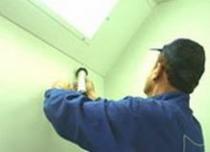 Установка окрасочно-сушильной камеры