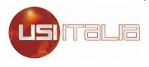Зона подготовки на три поста с вертикальным продувом/ подогревом (газ) USI ITALIA PA008