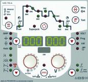 Многофункциональный сварочный аппарат Alpha Q 551 MM D FDW EWM