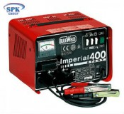 Пуско-зарядное устройство IMPERIAL400 START– 230V -12- 24 V (Leader400 Start)  BLUEWELD/TELWIN