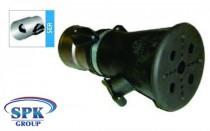 Насадка резиновая FILCAR BGT-100/140