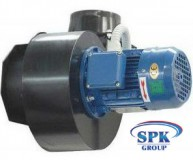 Вентилятор для вытяжных катушек EV12000 AERSERVICE (Италия)