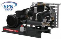 Поршневые компрессоры Dalgakiran серии DBK