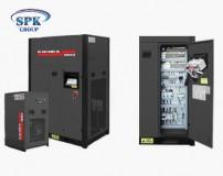 Осушитель сжатого воздуха рефрижераторного типа серии DryAir DK