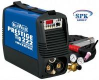 Инвертор аргонно-дуговой PRESTIGE TIG222 AC/DC HF/Lift + компл. – 230 V -200A (Technology TIG222 AC/DC) BLUEWELD/TELWIN