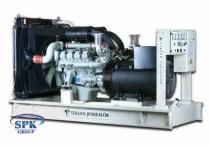 Дизельный генератор TJ116DW5A Teksan