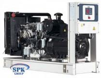 Дизельный генератор  TJ46PR5A Teksan
