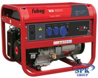 Электростанция BS 6600 FUBAG