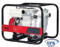 Мотопомпа для сильнозагрязненной воды PTG 600T (700л/мин, 30 м, отв. 50 мм) с двигателем Honda FUBAG