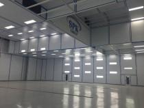 Строительство камеры подготовки и окраски для воздушных судов в Авиационно-техническом центре (г. Астана, Казахстан)