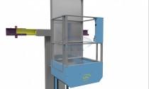 Лифт-площадка 3D
