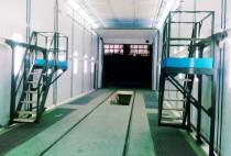 Настенная передвижная лифтовая площадка