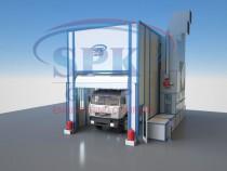 Окрасочно-сушильная камера для грузовиков SPK - 10.6.4