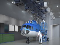 Открытая зона окраски для вертолетов SPK-Z 25.9.7