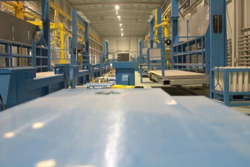 Оснащение промышленным оборудованием Завода по производству дизельных двигателей GEVO в Астане