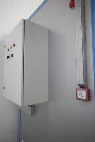 Камера для хранения красок в Астане (Казахстан)