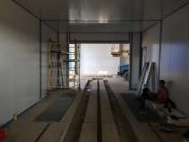 Специалисты SPK GROUP завершили установку проходной Моечной камеры для мойки дизельных двигателей на Заводе по производству дизельных двигателей в Астане (Казахстан)