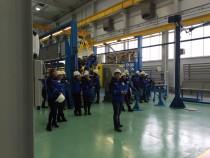 В столице Казахстана состоялся запуск Завода по производству дизельных двигателей GEVO для локомотивов