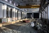 SPK GROUP устанавливает окрасочно-сушильную камеру для Музея РЖД в г. Екатеринбург