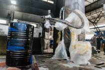 Видео о роботизированной покраске в камере SPK