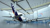 Технология покраски самолетов решает как задачу антикоррозийной защиты, так и привлекательности его внешнего вида.