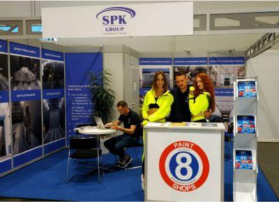 SPK GROUP на крупнейшей промышленной выставке Европы - EMO-2019